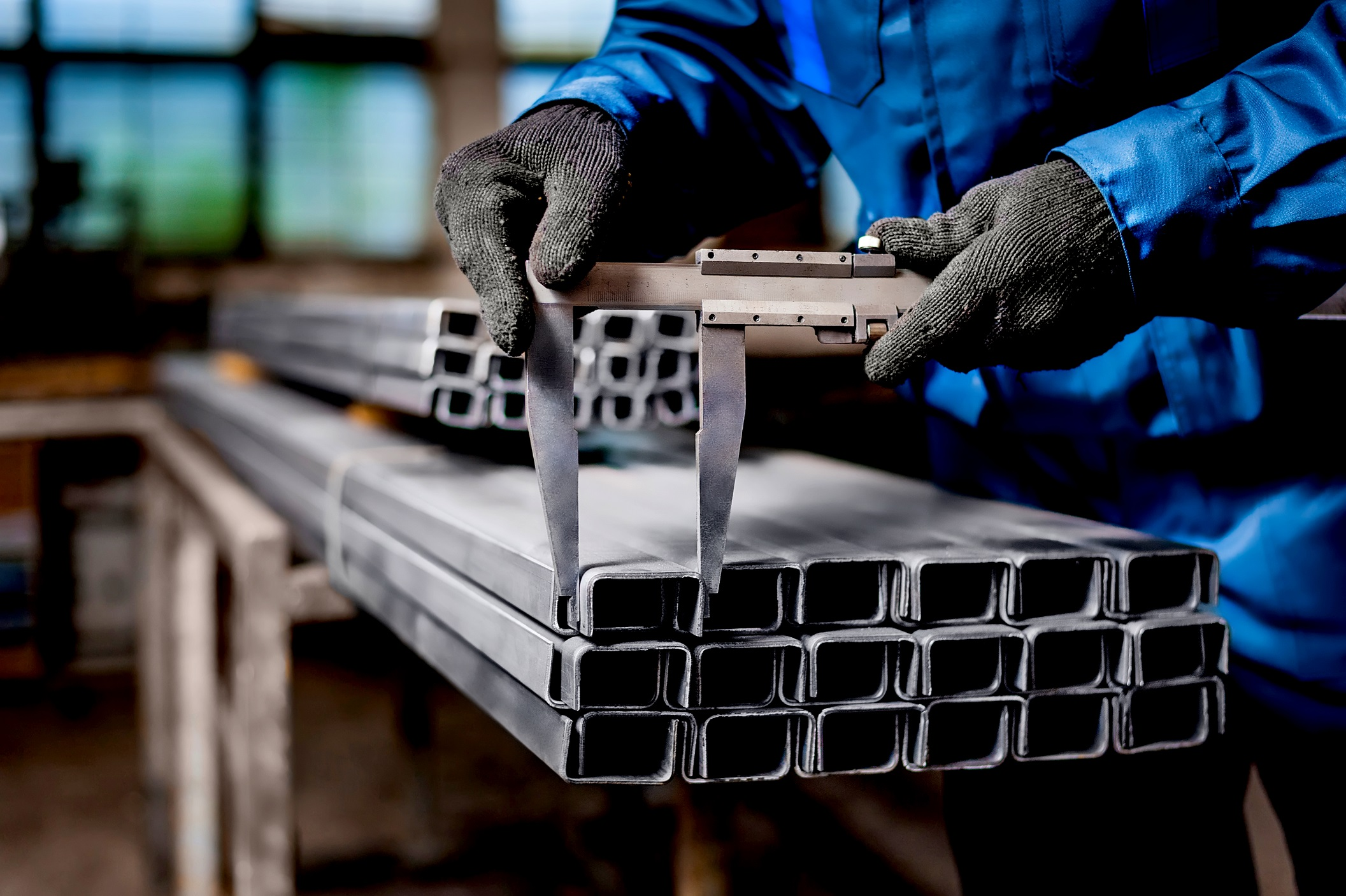 Steel and Metal Fabrication Works